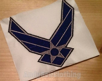 GG1483 Air Force Wings