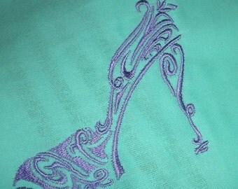 GG1485 Swirly Shoe