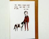 Mark Twain Greetings Cards