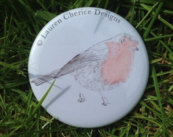 Robin Pocket Mirror (58mm)