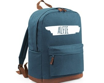 50% off! - Student Digital Backpack Personalised Backpack (Until 24/07/2016)