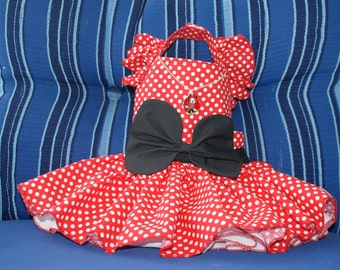 Minnie Mouse Harness Dress