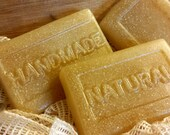 Itch Soothing Organic Soap with Oats for Eczema & Sensitive Skin