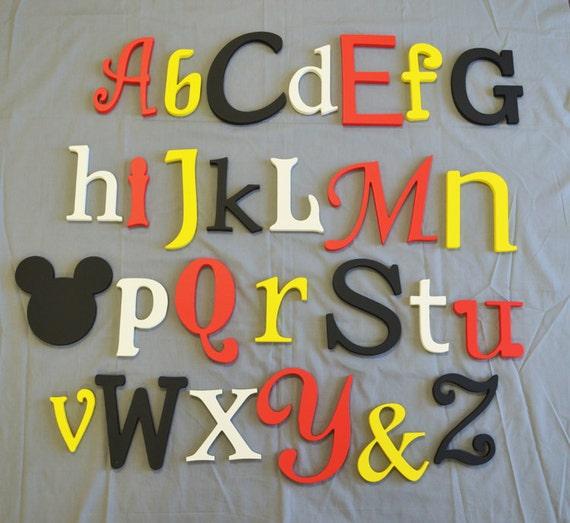 Wooden Wall Letters, Wooden Alphabet Letters, ABC Nursery Decor, Wall ... | 570 x 523 jpeg 73kB