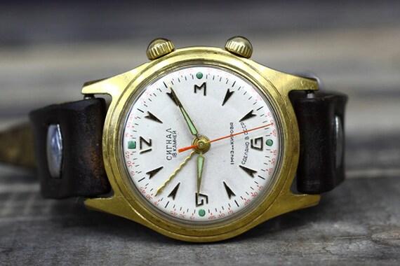 orologio da polso con sveglia
