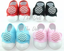 Chevron Baby comfortable Shoes for 0-9 months, Boy/Girl (Buy 2 pairs get 1 free)