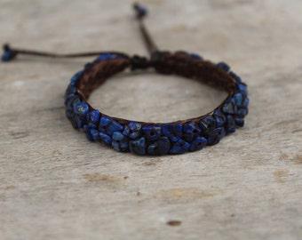 Lapislazuli Handmade Bracelet