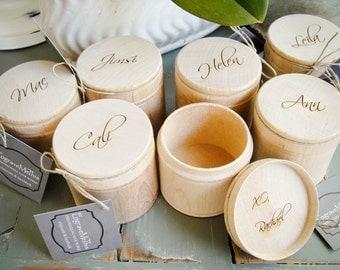 Personalized Wood Box, Custom Keepsake Box, Engraved Box, Trinket Box, Custom Wedding Box, Valentine's Day, Bridesmaid Gift, Mother's Day