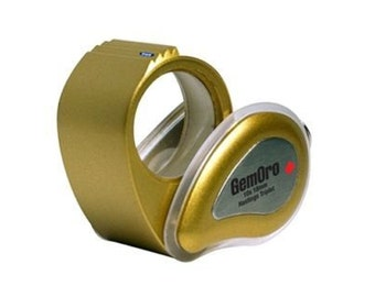 Gemoro Vip Lite 10X Triplet Loupe 18mm Jewelry Lens Magnifier With Case - Gold WA 303-138