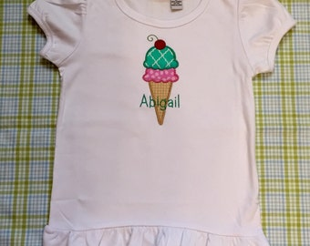 The Abigail Ice Cream Top