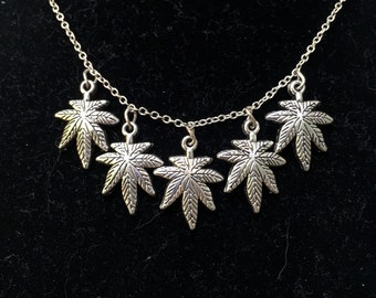 Mary Jane Chain Silver