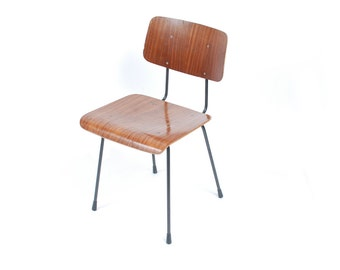 A.R. Cordemeijer Gispen 1262 School chair