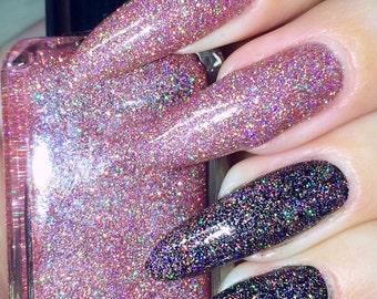 Baby Pink - baby glitter