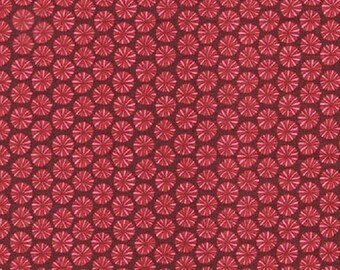 SALE!! 1/2 Yard - In the Bloom - AVW-15255-302 - Poppy - Valori Wells - Robert Kaufman Fabrics - Fabric Yardage