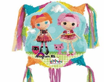 Lalaloopsy party pinata party supplies Free Ship