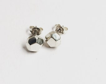 Rock me faceted studs
