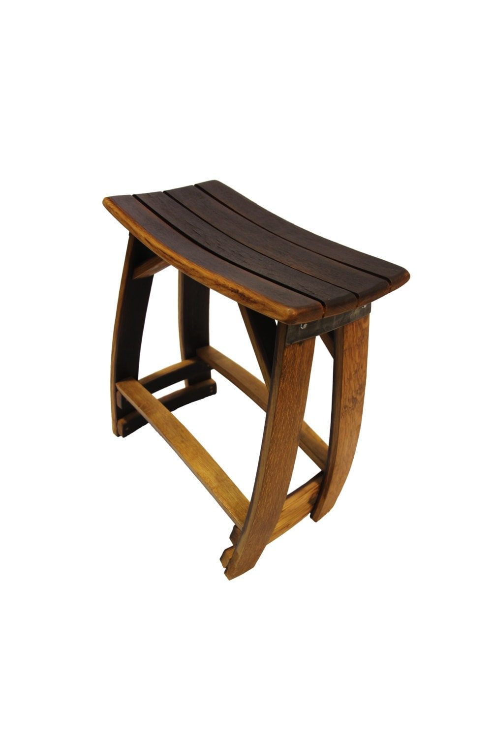 Wine Barrel Stool Patio Stool Outdoor Stool Bar Stool