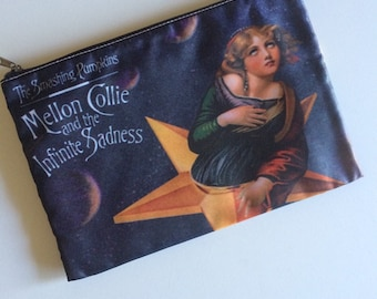 Smashing Pumpkins Mellon Collie Cosmetic Pouch (Large)