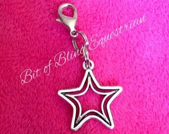 Star Bridle Charm