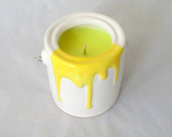 Soy candle, Beach Daisies, scented soy candles, soy wax candle, container candle, unique candle, decorative candle, handmade candle