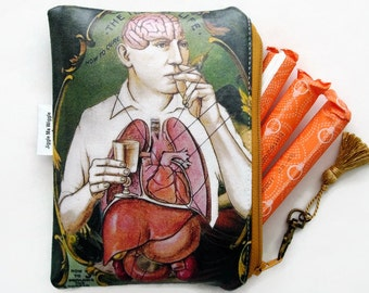 Tampon case/Discreet Pouch