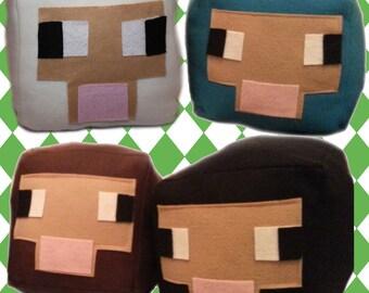 Sheep Plush Cube