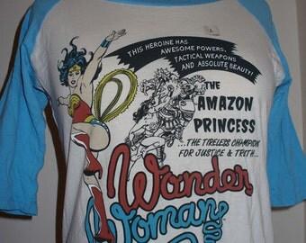 Wonderwoman shirt