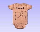 Custom Baby Onesie - Base...