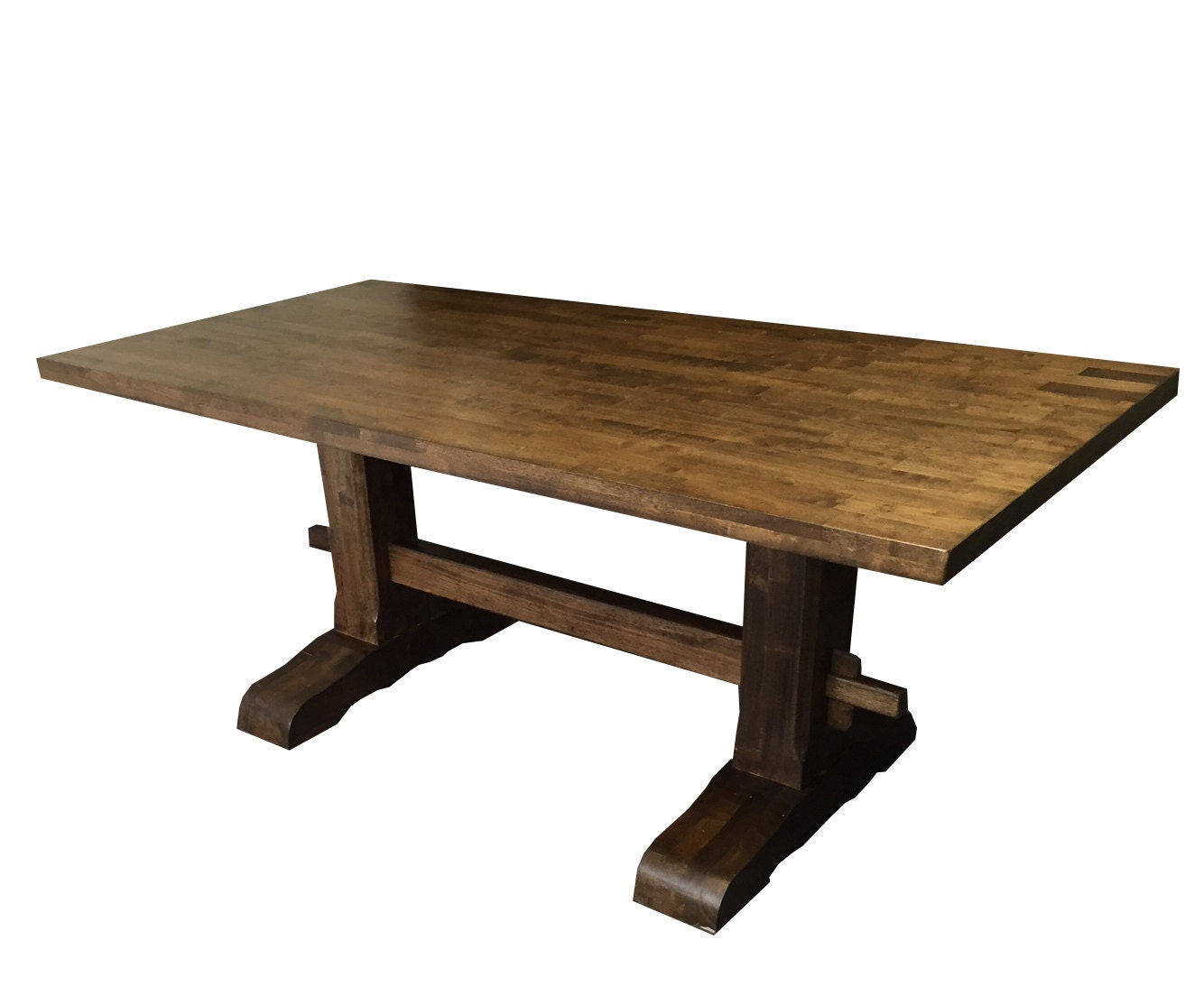 50 best farmhouse trestle table