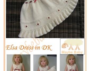 Elsa Dress in DK