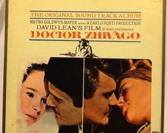 DOCTOR ZHIVAGO / ORIGINAL Sound Track vintage reel to reel music tape