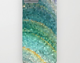 Artistic Phone Case, iphone 6 iphone4/4s, iphone 5, Samsung S3 s4 s5 , abstract, blue, teal, colorful cases, protective, gadgets, tech