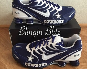 9fb248c4f0f56a Dallas Cowboy Nike Air Max 90 Classic Shoes Blue Kobe Boots For Sale ...
