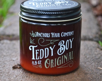 Teddy Boy Original - Water-based Styling Pomade.