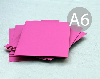 "25 A6 Dark Pink Envelopes - Magenta Envelopes - Wedding Envelopes - Hot Pink Envelopes - Fuschia - 4x6 envelopes (true size 4 3/4"" x 6 1/2"")"