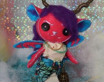 Spirit Guardian Doll; Aislynn,