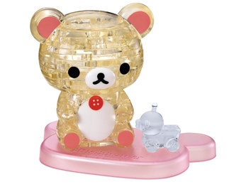 Korilakkuma 3D Crystal Puzzle 37pieces Beverly Japan