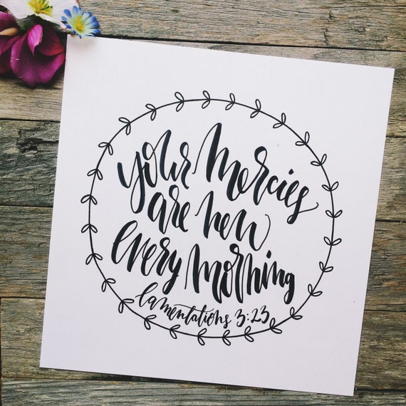 Custom pen and ink scripture, quote of your choosing, personalized artwork, original hand lettered design, customizable