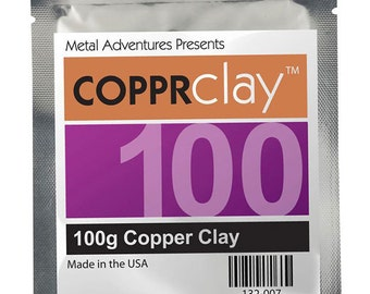 COPPRclay 100g Package  (MCC100)