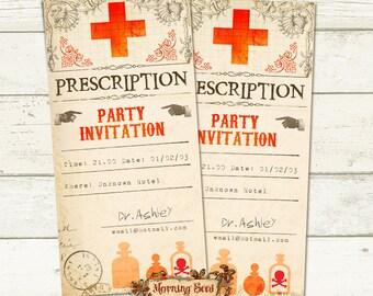 alte apotheke etiketten halloween printable potion tag