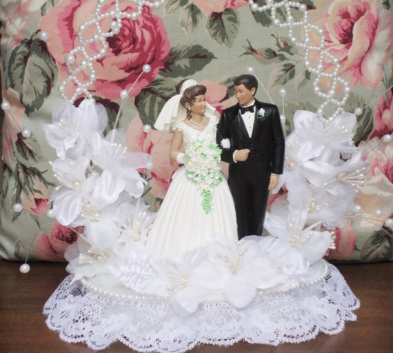 vintage wedding cake toppers bride and groom vintage wedding cake topper and groom wilton cake 8307