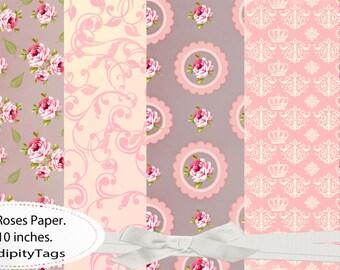 Roses Roses Paper (6)