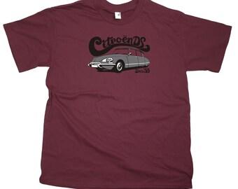 Men's Citroen DS T-Shirt
