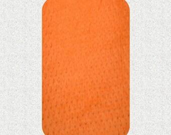 Premium Minky Play Yard Sheet - Many Colors - Orange, Pink, Blue, Purple, Yellow, Brown, Black, Red, Gray, Green