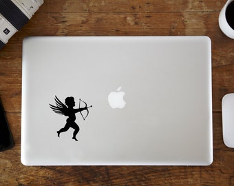 Cupid MacBook Decal