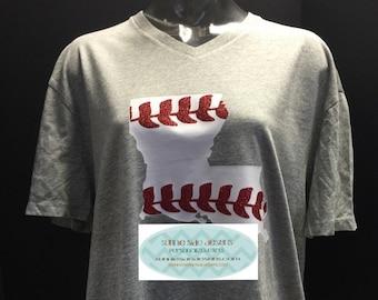 Louisiana Baseball TShirt