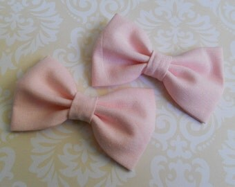 Sweet Lolita pink bows set