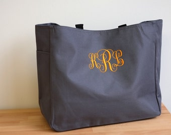 set of 10 bridesmaid totes, set of 10 bags, set of 10 totes, set of 10 monogram totes, set of 10 personalized totes for bridesmaids set 10