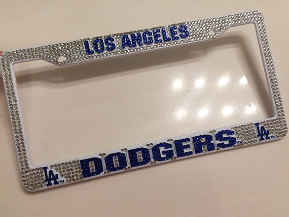 like this item - Dodgers License Plate Frame