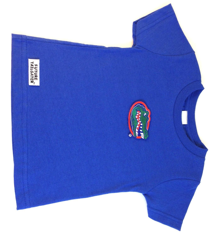 Florida Gators Baby Toddler T Shirt By Futuretailgater On Etsy